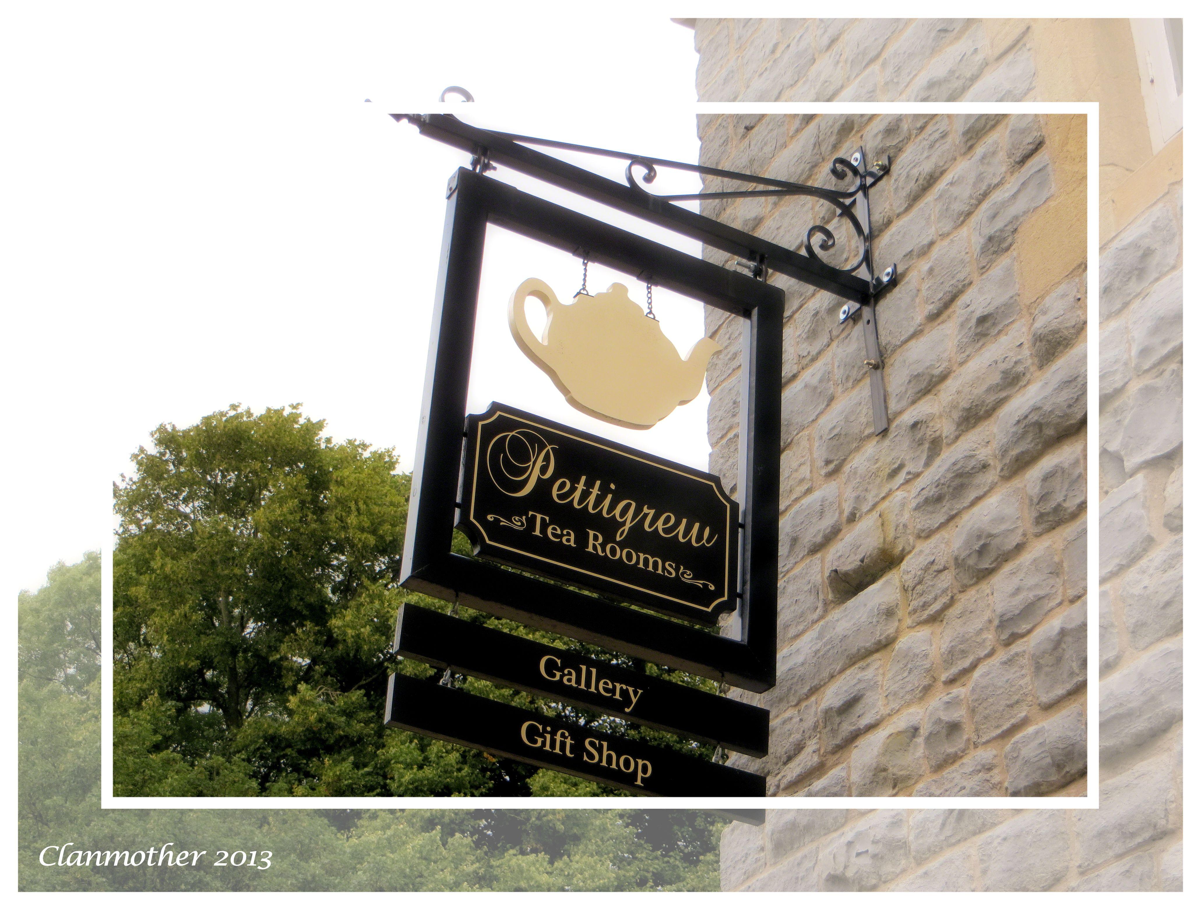 Pettigrew Tea Rooms Opening Hours